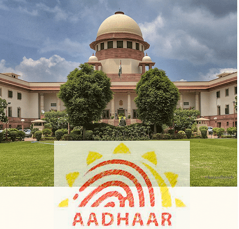 Supreme Court issues notice to Centre and UIDAI in PIL challenging Aadhaar Ordinance [Read Petition]