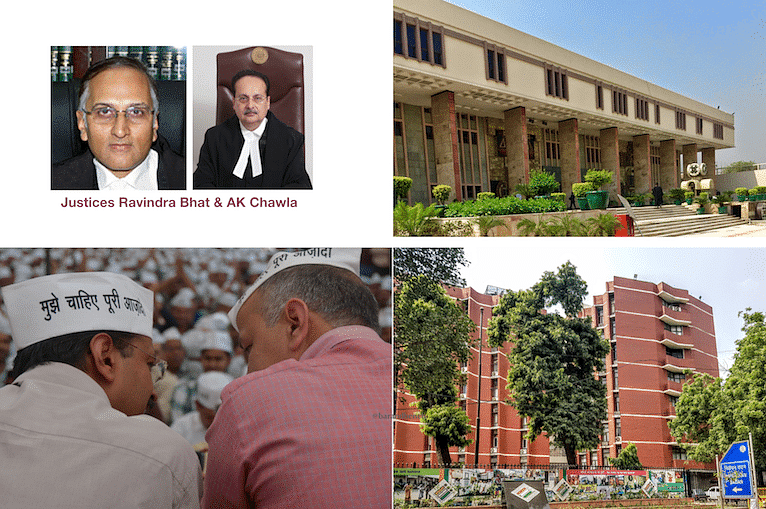 Round 2: Disqualified AAP legislators approach Delhi HC against President's order