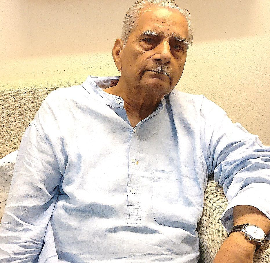 #LegalLegends: In Conversation with veteran lawyer Shanti Bhushan [Part I]