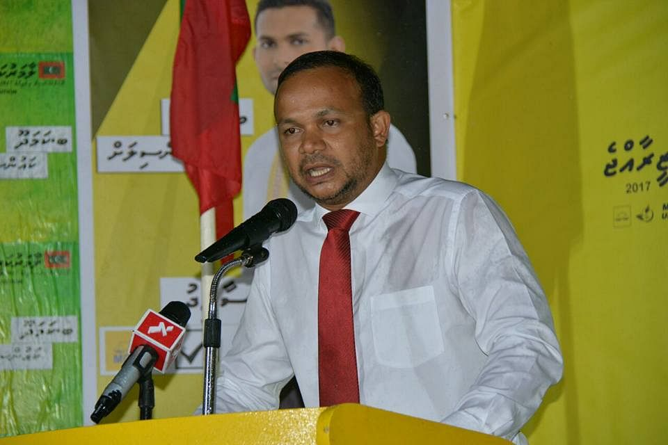 """""""I am not scared to speak, because I do not fear going to Jail"""", Ali Hussain, Maldives MP and NLS grad"""