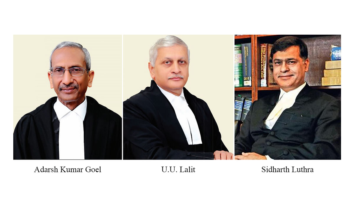 Recording of Court Proceedings: SC appoints Sidharth Luthra as Amicus Curiae