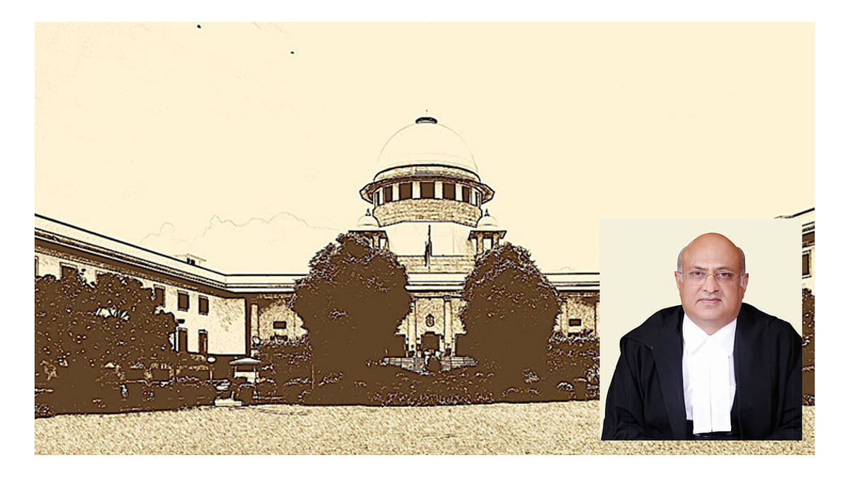 #JudgmentReserved: Of the 18 judgments delivered last week by SC, Justice AM Sapre authored nine