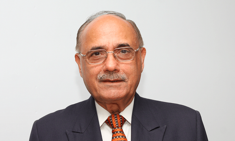 Lalit Bhasin re-elected as President of Bar Association of India