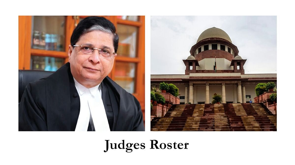 Breaking: New roster system introduced in Supreme Court