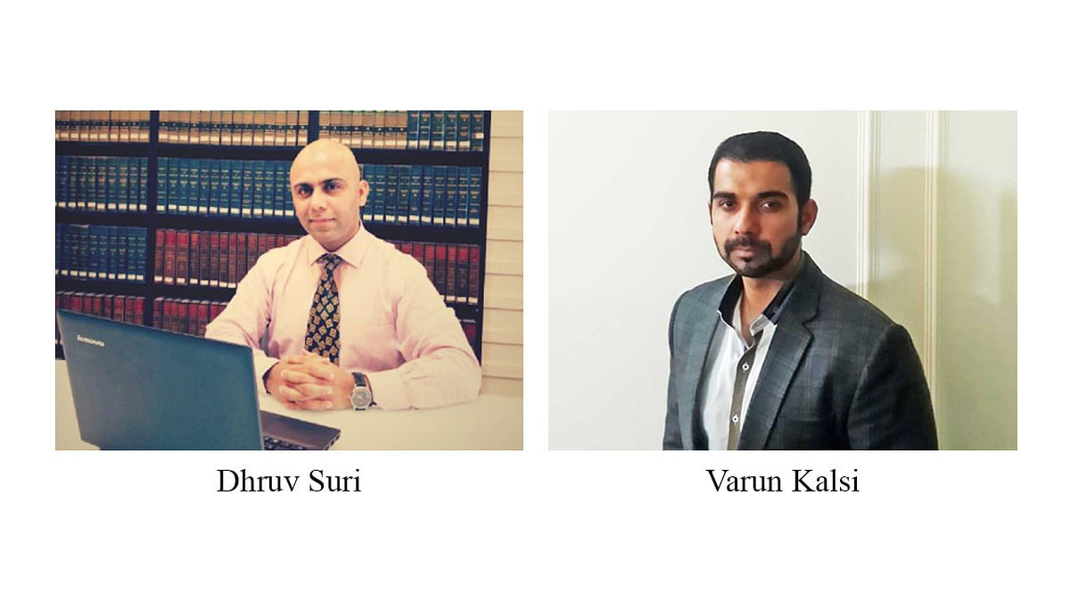 PSA gets two Partners – Dhruv Suri and Varun Kalsi