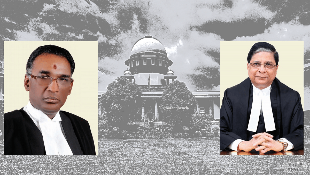 Bonhomie between Judiciary and Government sounds the death knell to Democracy; Chelameswar J in letter to CJI [Read Letter]