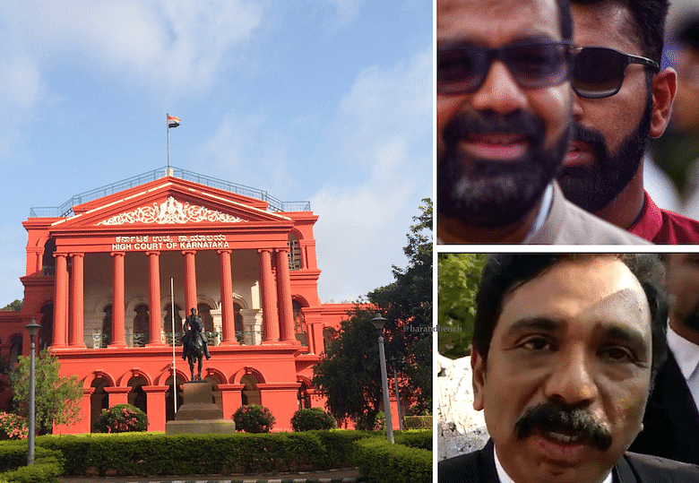 """Nothing more than a drunken brawl"", CV Nagesh for Mohd Haris Nalapad in Karnataka HC"