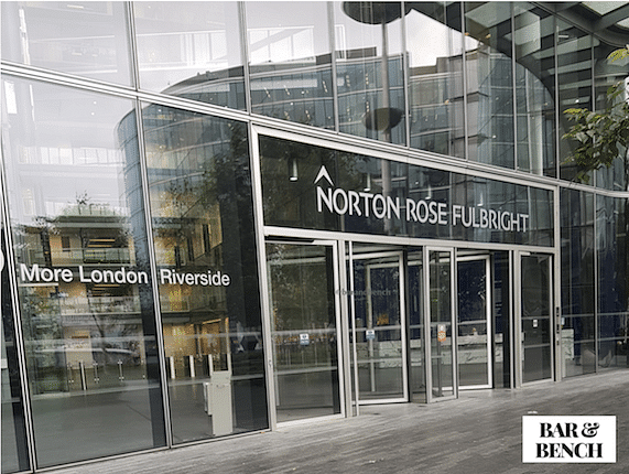 Norton Rose is one of the Foreign Law Firms mentioned in the AK Balaji vs. Government of India