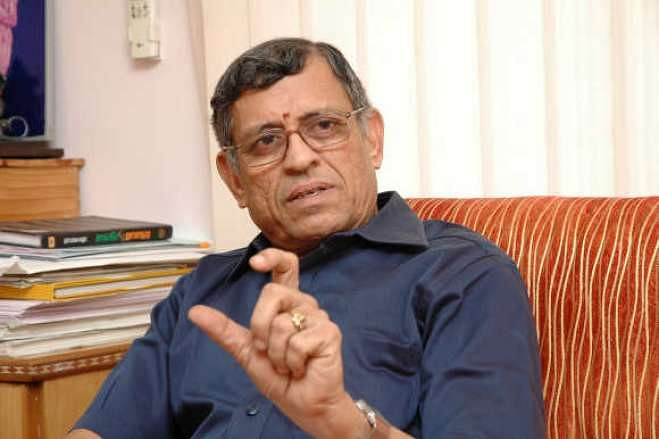 S Gurumurthy tweets statement on unconditional withdrawal of his tweet sharing offending article on Justice S Muralidhar