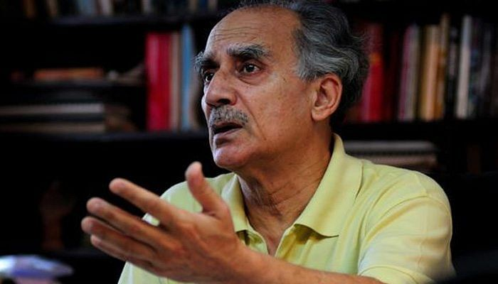 Laxmi Vilas Udaipur Disinvestment: Rajasthan HC stays arrest warrant issued against Arun Shourie, former Minister for Disinvestment