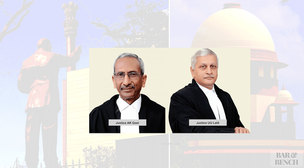 In March this year, the Supreme Court Bench of Justices AK Goel and UU Lalit introduced safeguards to prevent misuse of the SC/ST (Prevention of Atrocities) Act, 1989.