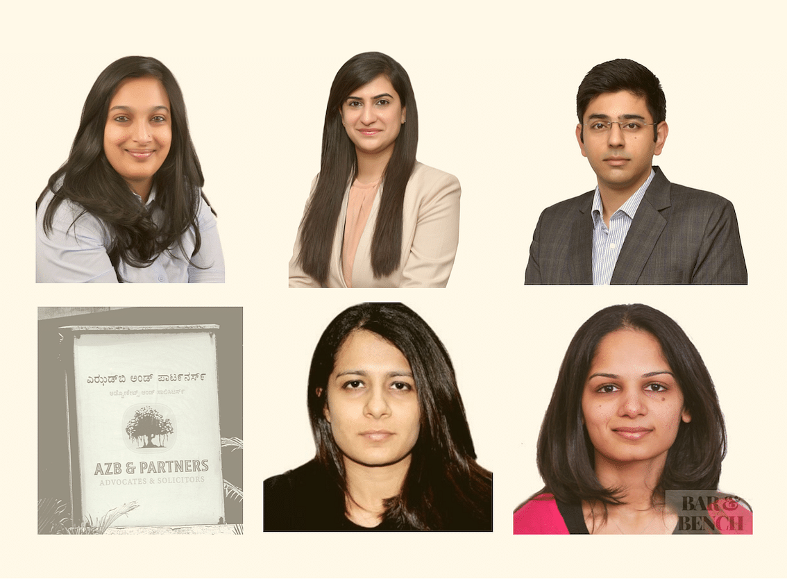 Promotions: AZB Delhi makes 5 Partners, 3 Counsel