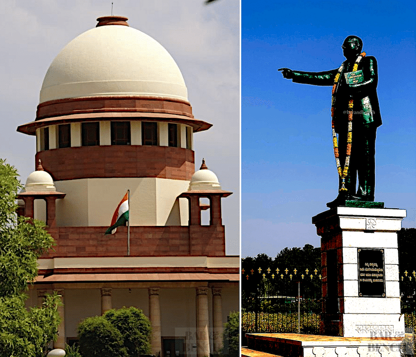 SC allows reservation in promotions for SC/ST employees (for now) [Read Order]