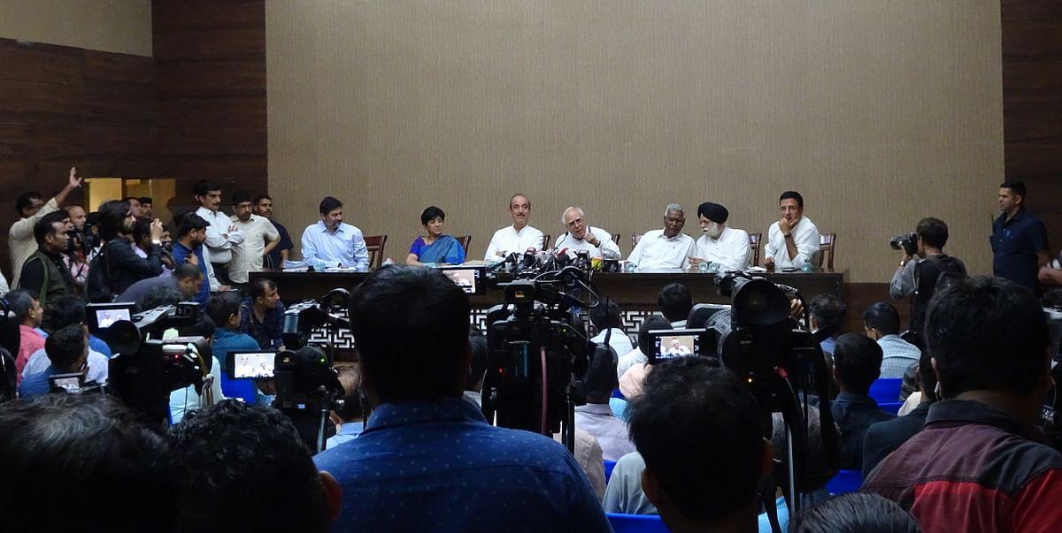 Breaking: Venkaiah Naidu Rejects Impeachment Motion against CJI Dipak Misra [Read Order]