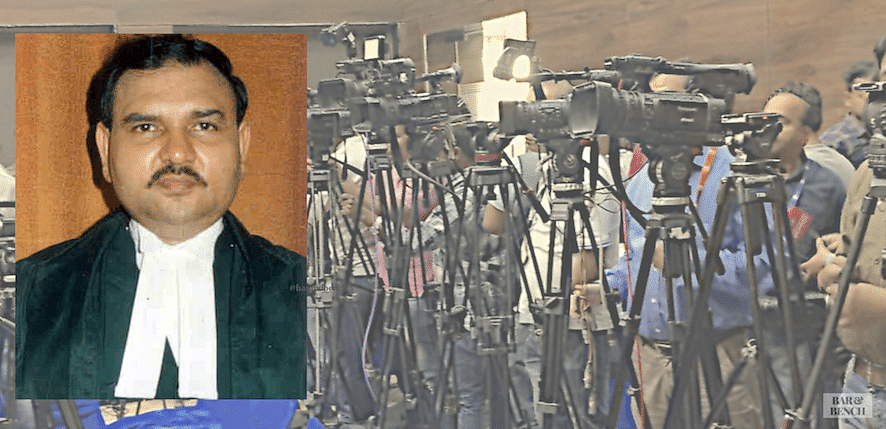 Medical College Bribery case: Patiala House Court gags media from reporting on IM Quddusi J
