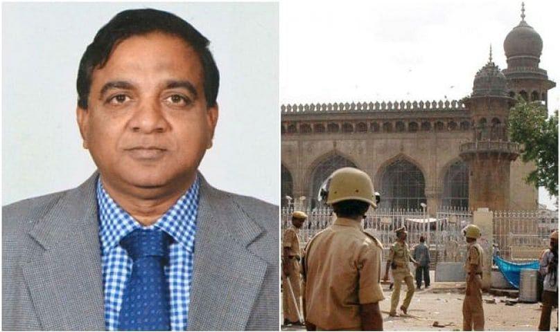 Mecca Masjid case: Judge Ravinder Reddy's resignation rejected by HC