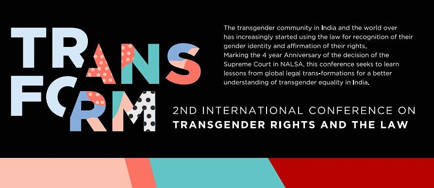 TransForming the Law: CLPR to host 2nd International Conference on Transgender Rights and Law [April 14-15, 2018]