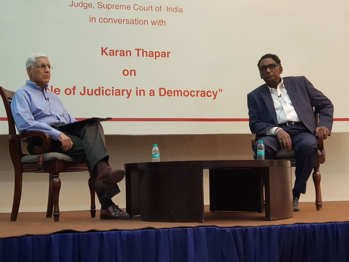 Devil's Advocate v. Judge: Full transcript of Justice Jasti Chelameswar interview