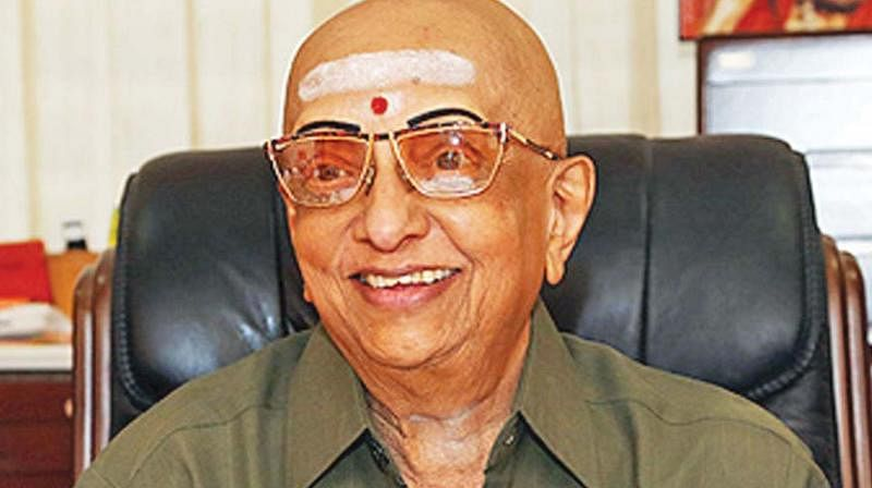 <em>Cho Ramaswamy (Image Credit: Deccan Chronicle) </em>