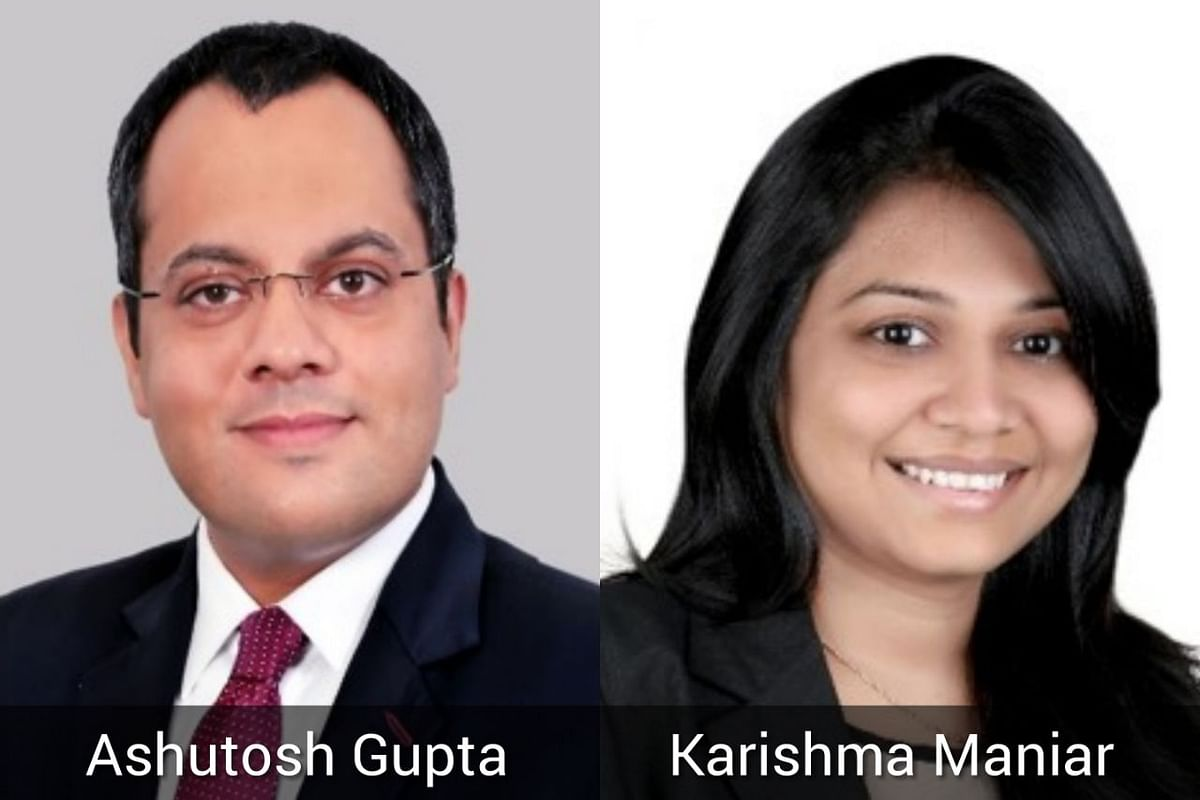 ELP hires Khaitan's BD Director Ashutosh Gupta and Tata Power's Karishma Maniar