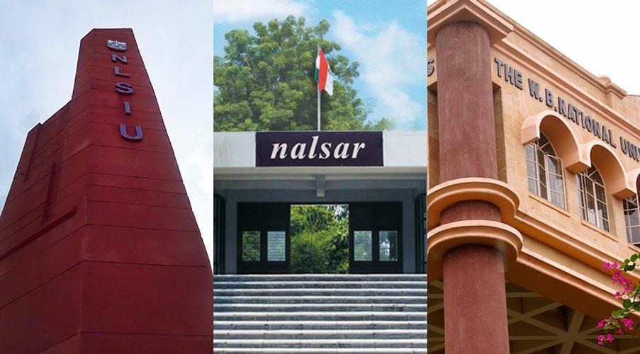 Student bodies of NLSIU, NALSAR, NUJS call for reform in conduct of CLAT [Read Joint Statement]