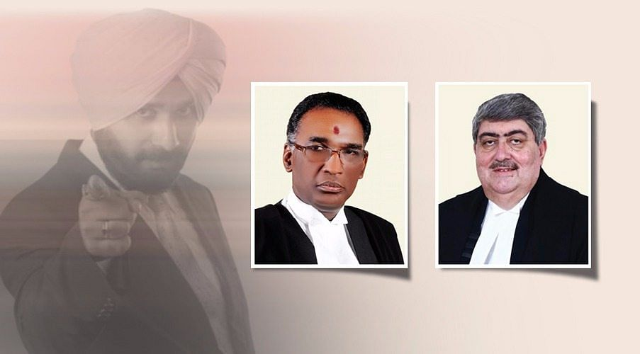 Sidhu has since been acquitted by the Supreme Court