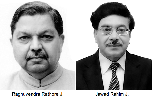 Judicial Member of NGT challenges appointment of Jawad Rahim J. as Acting Chairperson