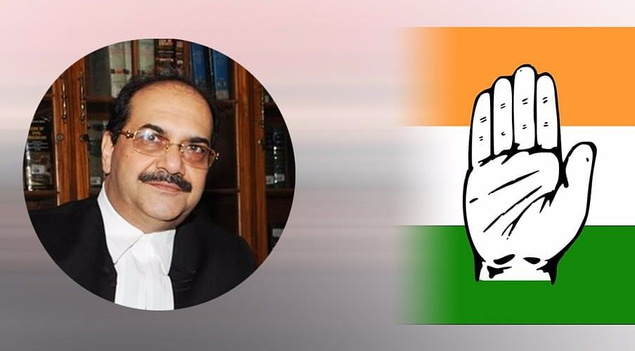 Former Bombay HC judge, Justice Abhay Thipsay joined the Congress party shortly after retirement