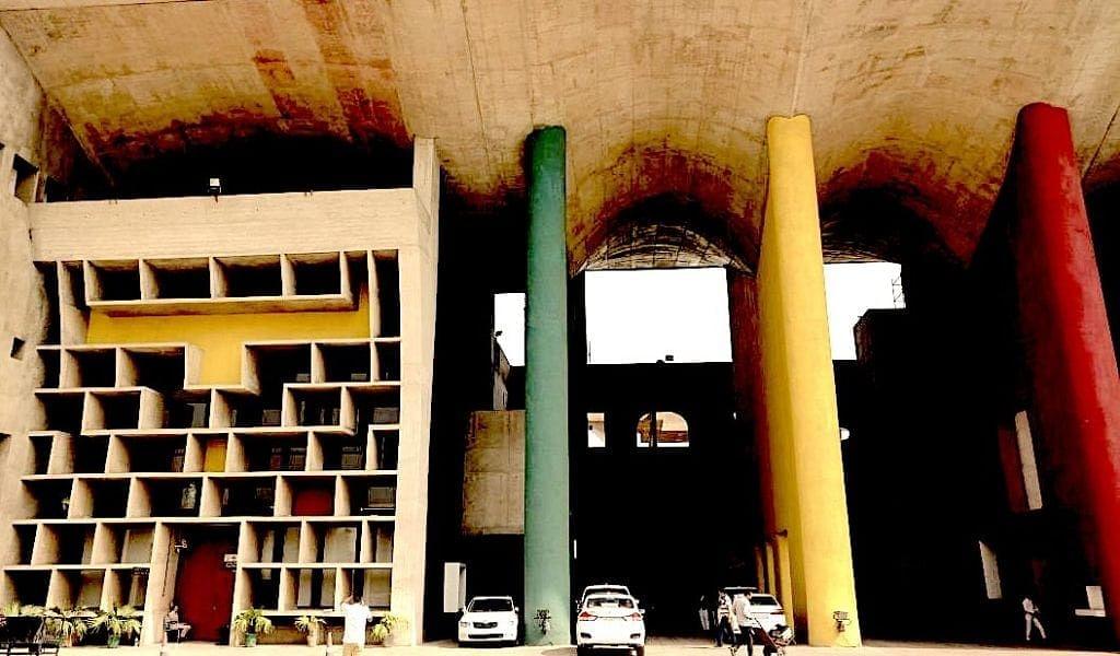 "<span style=""color: #808080;""><strong><em>File Photo: Punjab &amp; Haryana High Court</em></strong></span>"