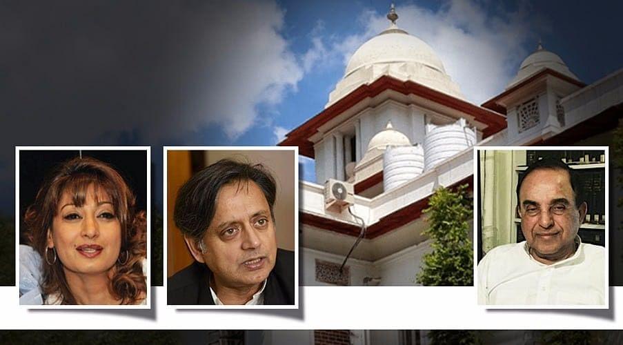 Sunanda Pushkar case: Subramanian Swamy has no locus in the case, argues Shashi Tharoor