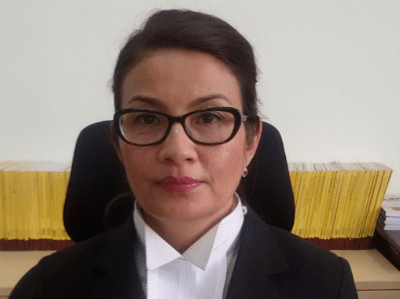 Justice Meenakshi Madan Rai appointed Acting Chief Justice of Sikkim High Court [Read Notification]
