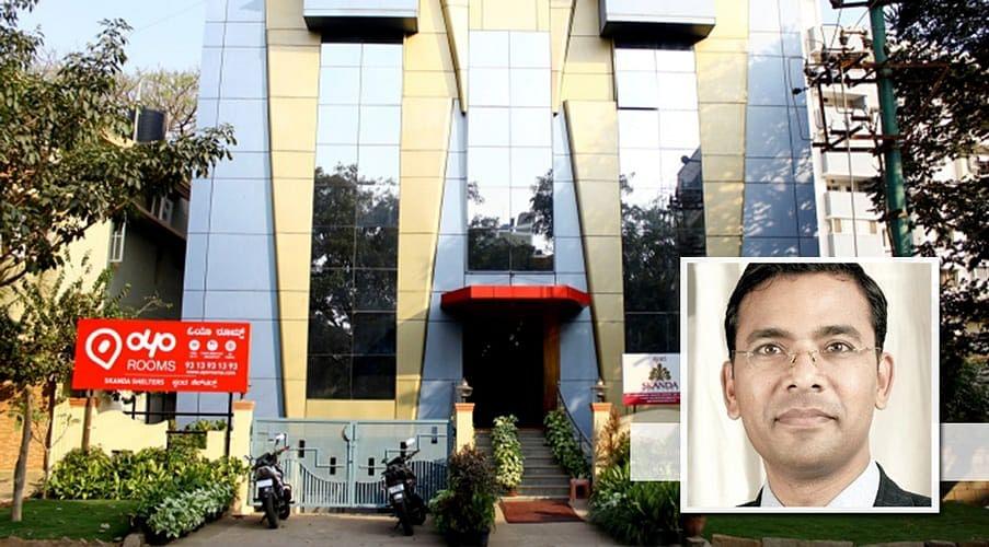 Max Director-Legal Rakesh Prusti joins OYO as General Counsel
