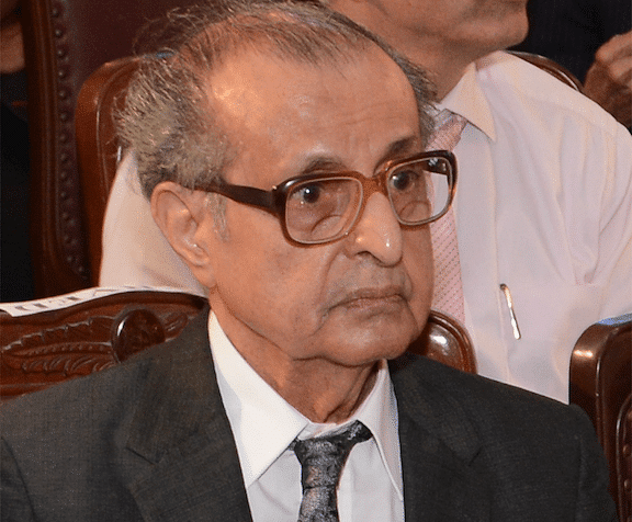 Remembering Behram Palkhivala (1926-2018)
