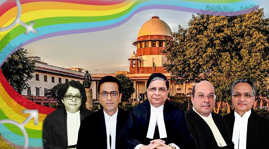 """Fundamental Rights not dependent upon outcome of elections"", Highlights of the Section 377 Judgment"