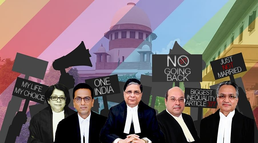 Section 377 hearing: Live Updates from the Supreme Court [Read Mukul Rohatgi, Arvind Datar Notes]