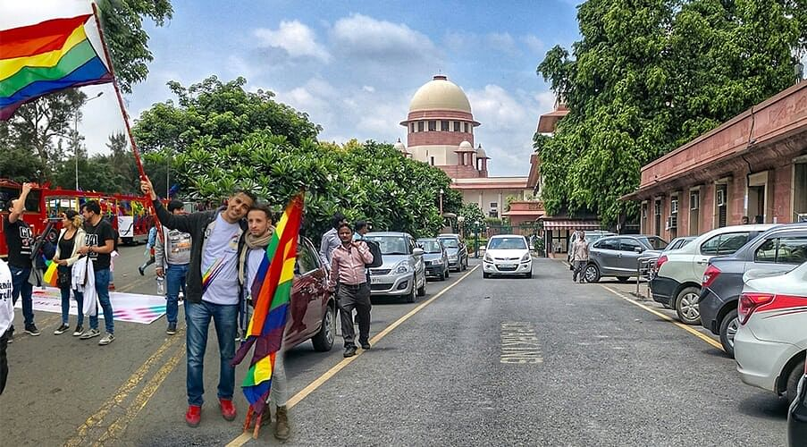 [Breaking] Centre will not contest challenge to Section 377: Live Updates from Supreme Court