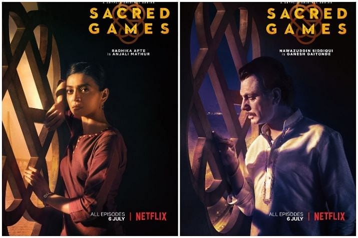 Petition filed in Delhi HC calling for deletion of scenes from Sacred Games