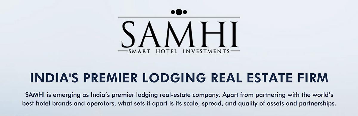 JSA, ELP lead on Piramal Capital 650 crore investment in SAMHI Hotels