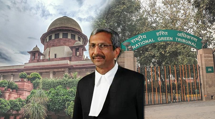Breaking: Justice AK Goel appointed Chairperson of National Green Tribunal [Read Notification]