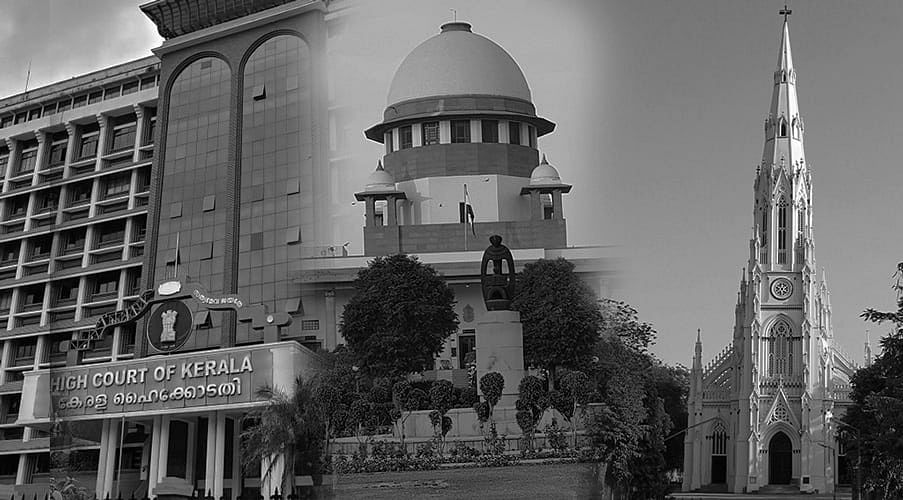 Kerala Church Sex Scandal: SC asks Kerala Police to submit status report on investigation