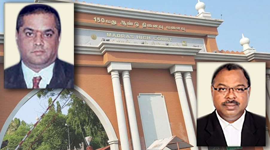 Madras HC offers no reprieve for District Judge dismissed on bribery charges [Read Order]