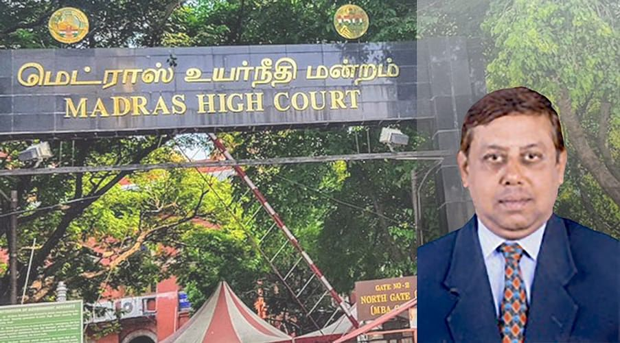 "Corruption almost elevated to the status of ""institutional necessity"", Madras HC"