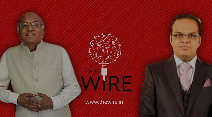 No question of apology, The Wire tells Supreme Court in Jay Shah Defamation case