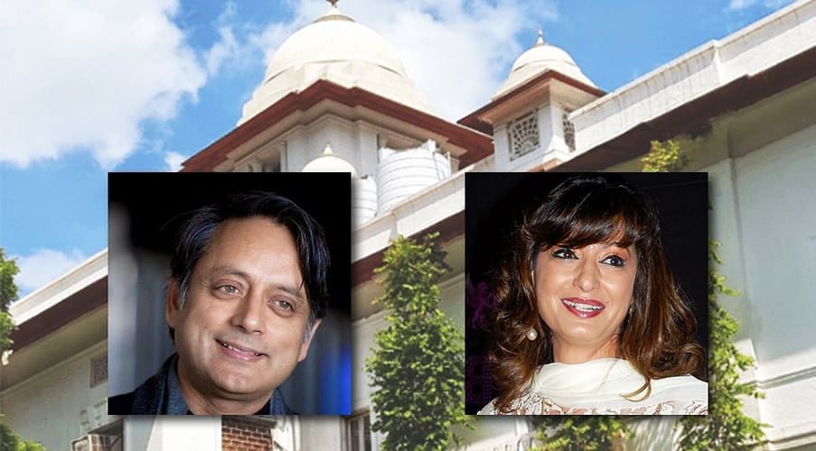 Breaking: Patiala House Court grants anticipatory Bail to Shashi Tharoor in Sunanda Pushkar Case: