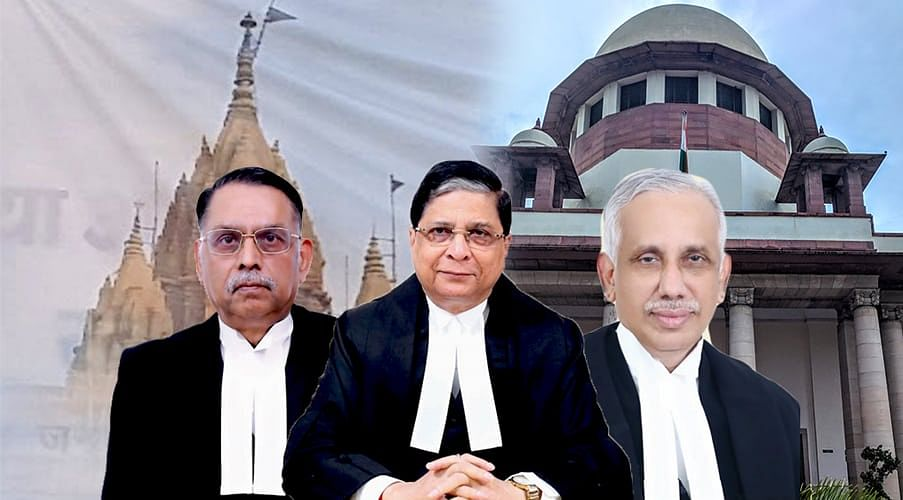 Ram Mandir-Babri Hearing: Live Updates from Supreme Court