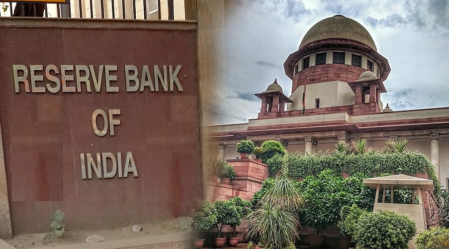 Supreme Court issues notice in contempt petitions filed against RBI for Disclosure Policy