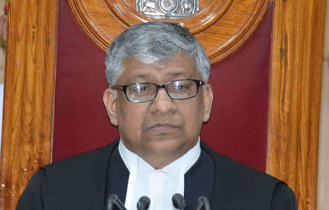 Thottathil B Radhakrishnan J. appointed Chief Justice of Andhra Pradesh & Telangana High Court