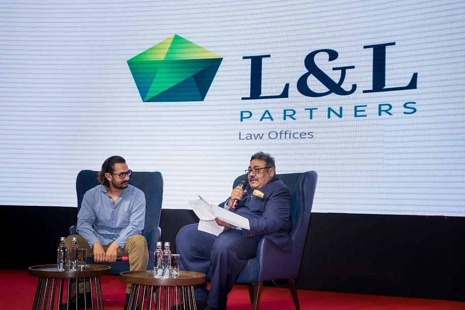 New Logo, Brand, Partners: Aamir Khan appears at Luthra Annual Day
