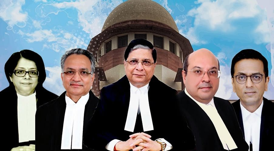 Constitution Bench begins hearing on criminalisation of politics – Live Updates from SC [Day1]