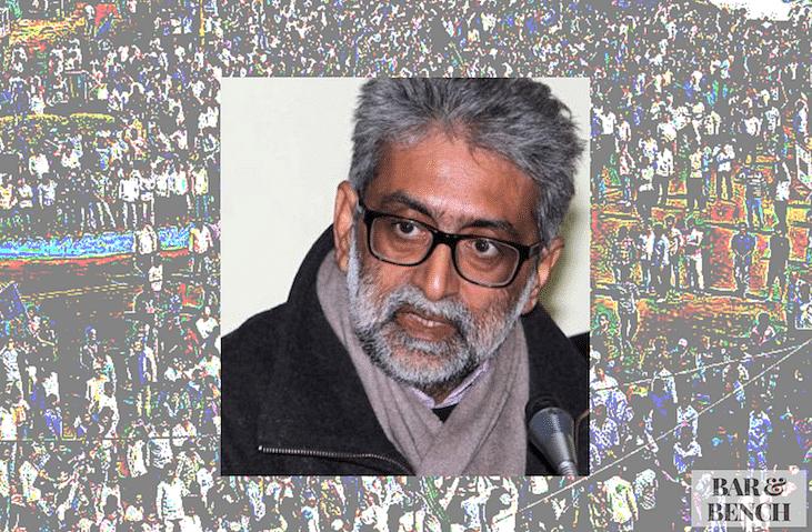 Gautam Navlakha and Delhi HC
